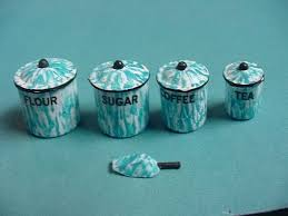 teal kitchen canisters turquoise canisters sets set of 4 ware by savannah kitchen canister