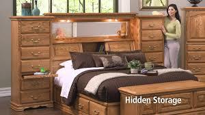 Nightstand With Hidden Compartment Bedroom Excellent Headboard With Hidden Storage U003e Graceful
