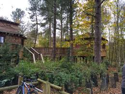 Treehouse Centre Parcs Team Stokey Centre Parcs Sherwood Forest