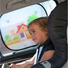 2pcs car curtain anti universal car window sunshades baby sunshade