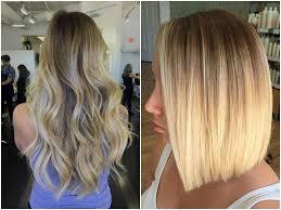Light Blonde Balayage Stylish Dark And Light Blonde Balayage Looks