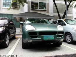 Porsche Cayenne Exhaust - matte military green porsche cayenne turbo s equipped with u2026 flickr