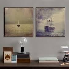online buy wholesale vintage ship painting from china vintage ship