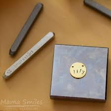 Stamped Jewelry An Easy Tutorial On How To Make Stamped Metal Jewelry