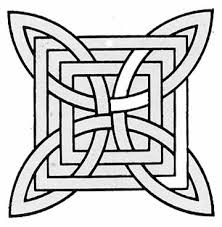 coloring pages geometric pattern coloring pages kids