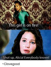 This Girl Is On Fire Meme - 25 best memes about alicia keys fallin alicia keys fallin memes