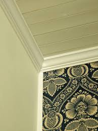 add architectural interest with crown molding hgtv