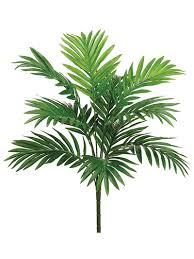 silk plants silk plants areca palm bush 23 in