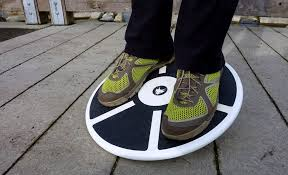 advantages of a wobble board balance exercises fitaboo