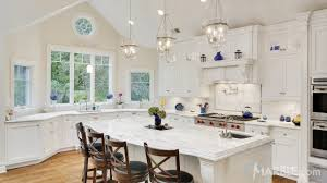 Building An Island In Your Kitchen All White Kitchen Design Inspiration