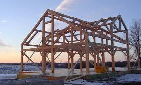 process u2014 cascade construction services llc custom timber frame
