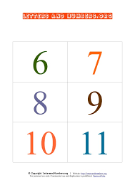 free printable number flashcards 1 20 printable number flash cards 0 to 20 letters and numbers org