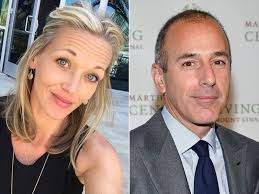 matt lauer haircut ex today staffer says matt lauer cheated on his wife with her