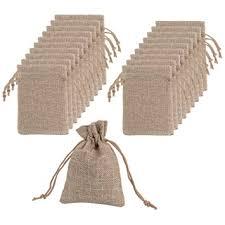 burlap gift bags mudder burlap bags with drawstring gift bags for