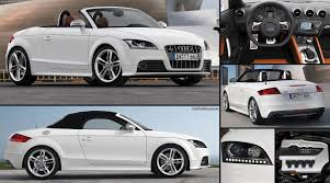 audi tts roadster 2009 pictures information specs