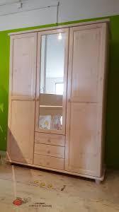 Schlafzimmer Schrank Kirschbaum Massiv Kleiderschrank Weiß Kiefer Massiv Kaufen Bei Yatego