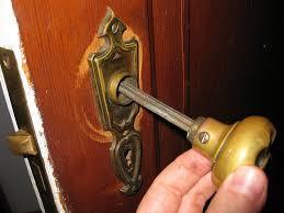 How To Unlock A Bathroom Door Knob Cleaning And Repairing An Antique Mortise Door Lock 28 Steps