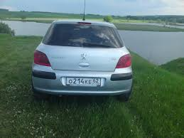 peugeot automatic for sale 2002 peugeot 307 for sale gasoline ff automatic for sale