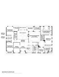 His And Her Bathroom Floor Plans Luxury Home With 4 Bdrms 6009 Sq Ft Floor Plan 107 1041