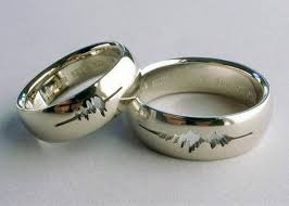 wedding band ideas engraved gold band tags engraved mens wedding rings wedding
