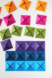 best 25 origami wall art ideas on pinterest origami decoration