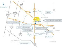Orange County Convention Center Floor Plans Overview M U0026d Regional Centerm U0026d Regional Center