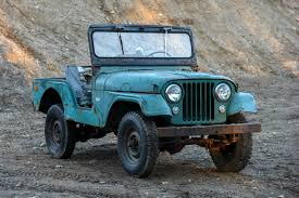jeep kaiser lifted what u0027s it worth 1955 willys cj 5 jeep