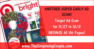 target black friday philips lights target ad scan for 11 27 to 12 3 16 browse all 40 pages
