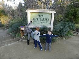 Wpa Rock Garden Exploring Wpa Rock Garden Sacramento Sidetracks Summer