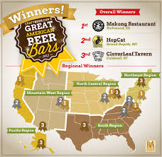 brewers association website selects great american bars