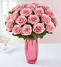 pink and roses pink petal roses 1800flowers 104516