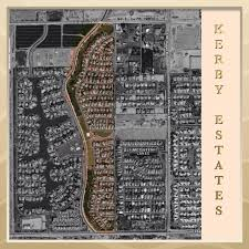 Chandler Arizona Map by Kerby Estate Chandler Az Community Map Chandler New Homes Review