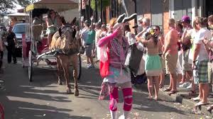 easter parade new orleans youtube