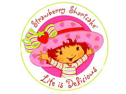 strawberry shortcake party ideas from purpletrail