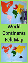 7 Continents Map The 25 Best World Map Of Continents Ideas On Pinterest