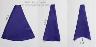sew a reversible halloween cape perfect for bats witches and
