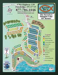 Honeyman State Park Map Anchor Down Rv Resort Dollywood Area Tn Camping Pinterest