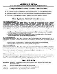 Cognos Resume Sample by Interesting Unix Administration Sample Resume Pretty Resume Cv