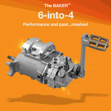 6 into 4 complete transmission baker drivetrain