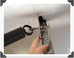 garage door sensor wire quick tip tuesday savvy garage door maintenance