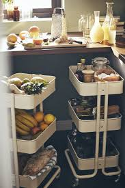 ikea raskog hack ikea kitchen hacks to help you organise your kitchen recommend living