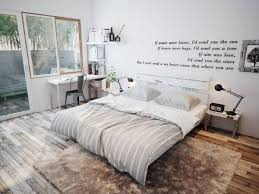 chambre à coucher contemporaine 5 modèles de chambre à coucher contemporaine et confortable murs