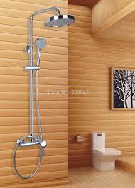Bathroom Shower Systems Shop 53201 Modern Bathroom Wall Mount Shower Only