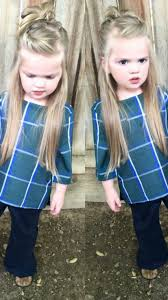 cute girls hairstyles for your crush little girl hairstyles half up half down top knot messy bun