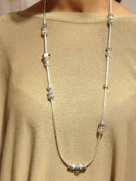 pandora necklace with charm images 98 best pandora necklaces images pandora necklace jpg