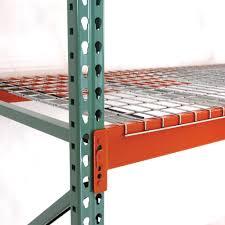 ak industrial pallet rack wire deck u2014 42in d x 46in w model ak
