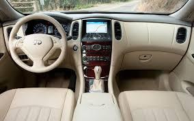 survival truck interior 2012 infiniti ex35 journey awd editors u0027 notebook automobile