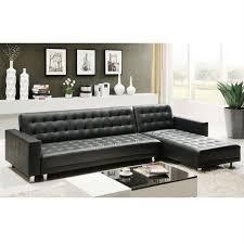 canapé d angle noir cdiscount cocoon canapé d angle droit convertible noir achat vente canapé