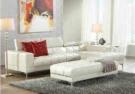 Sectional Sofas Rooms To Go by Shop For A Sofia Vergara Sybella Off White 3 Pc Sectional Living
