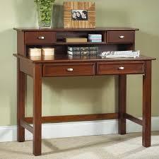 Registry Row Desk Hanover Cherry Student Desk And Hutch Walmart Com